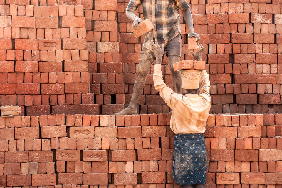 Life in Red | A brick factory workers life in Thirumazhisai