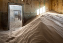 The indoor deserts of Kolmanskop
