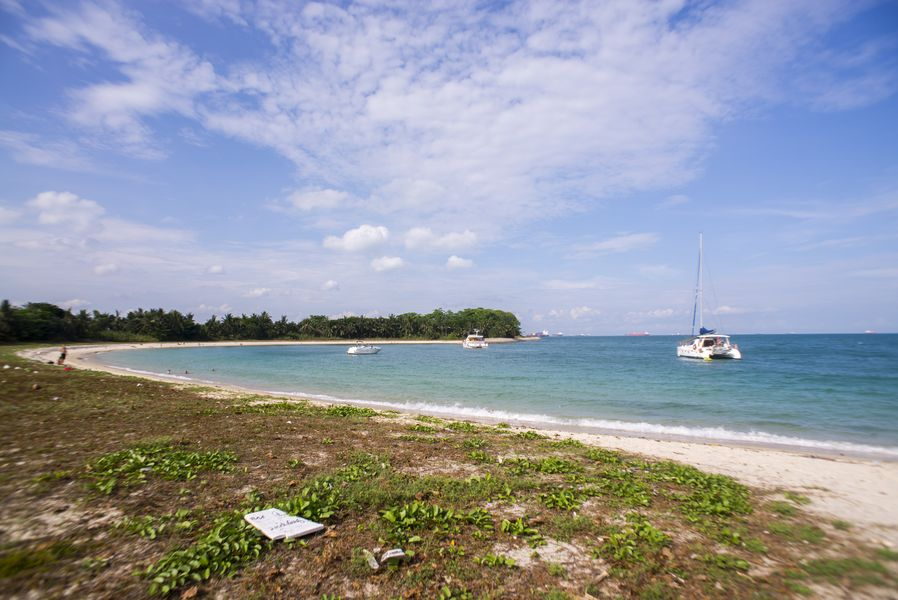 lazarus island singapore how to get there