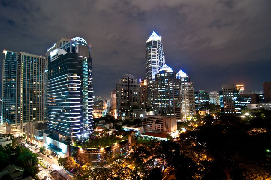 Ultimate list of destinations in Thailand
