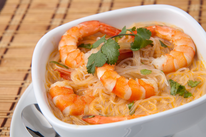 How to cook laksa