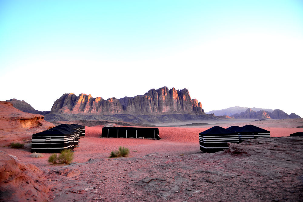 Wadi Rum things to do