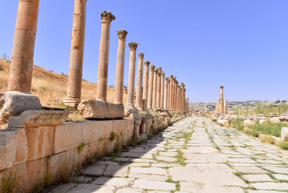 Day Trip To Jerash