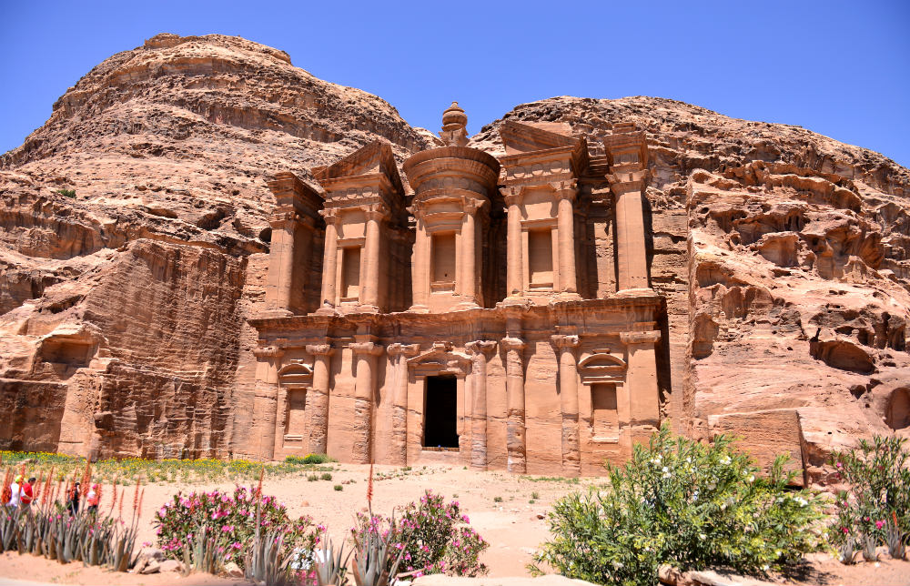 day trip to Petra Jordan